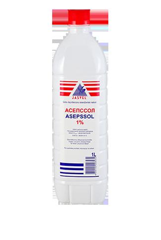asepssol 1% 1l