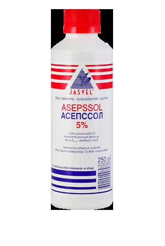 asepssol 5% 250ml