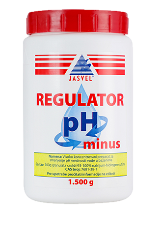 regulatop ph minus
