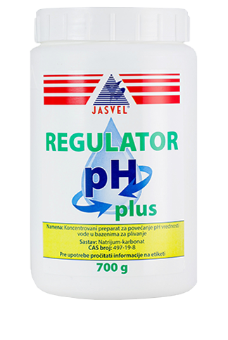 regulator ph plus