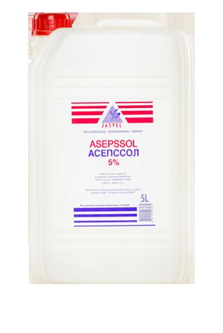 asepssol 5% 5l