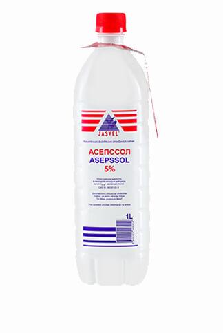 Asepssol 5% 1L